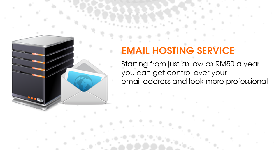 Get a professional  looking email address